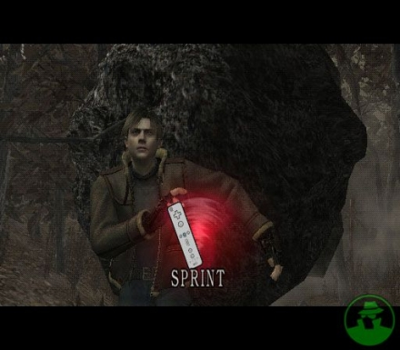 resident evil 4 how to quick turn